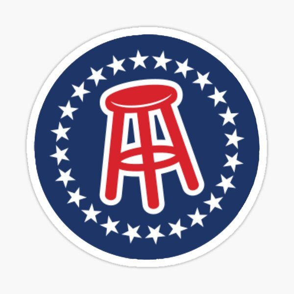 BARSTOOL SPORTS Glossy Sticker