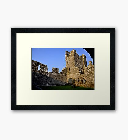 Fore Abbey.2 Framed Print