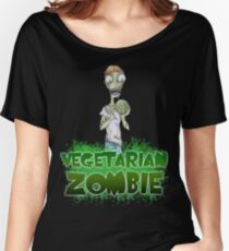 Vegetarian Zombie Women's Relaxed Fit T-Shirt