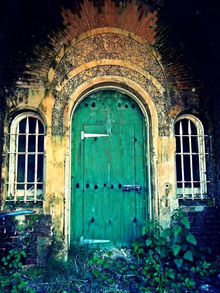 Enter ~ Lillesden School by Josephine Pugh
