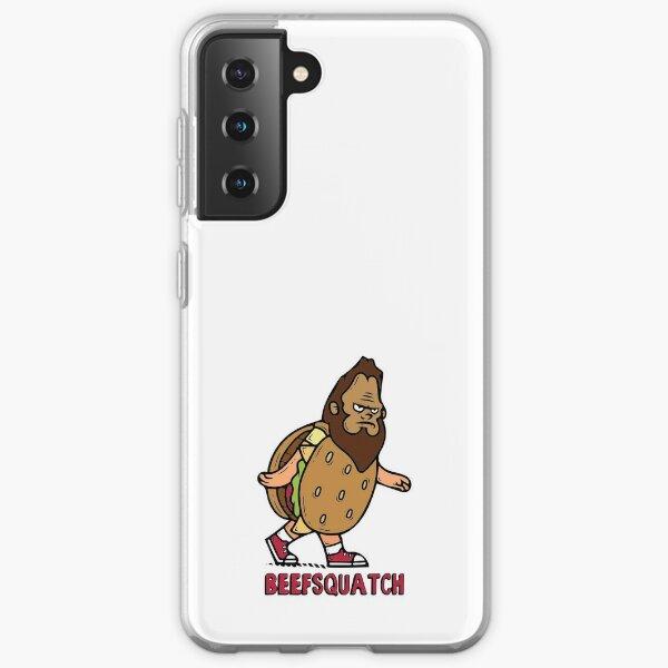 Beefquatch Samsung Galaxy Soft Case