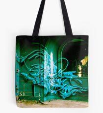 Lillesden Graffiti #4 Tote Bag