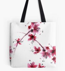 Sakura flower Tote Bag