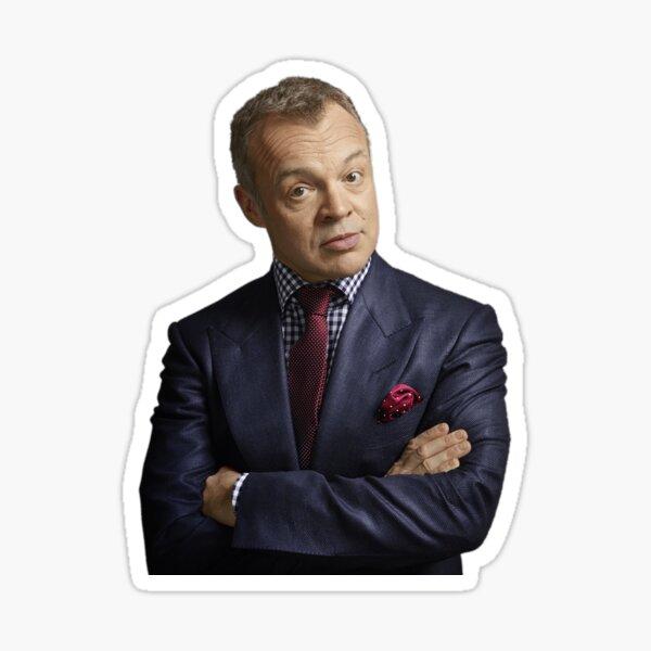 Graham Norton the legend Sticker