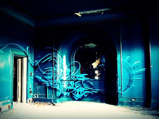 La Mouche ~ Lillesden School by Josephine Pugh