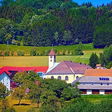 The village church of Eidenberg 2 by patrickjobst