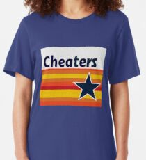 Houston Astros - CHEATERS Slim Fit T-Shirt