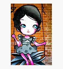 Lillesden Graffiti #6 Photographic Print