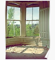 Window II ~ Lillesden School Poster