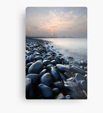 Sundown - Embleton Bay Metal Print