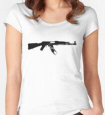 kalashnikov Women's Fitted Scoop T-Shirt
