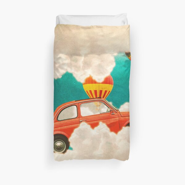 Wistful Dreams Duvet Cover