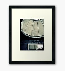 Abstract ~ Lillesden School Framed Print