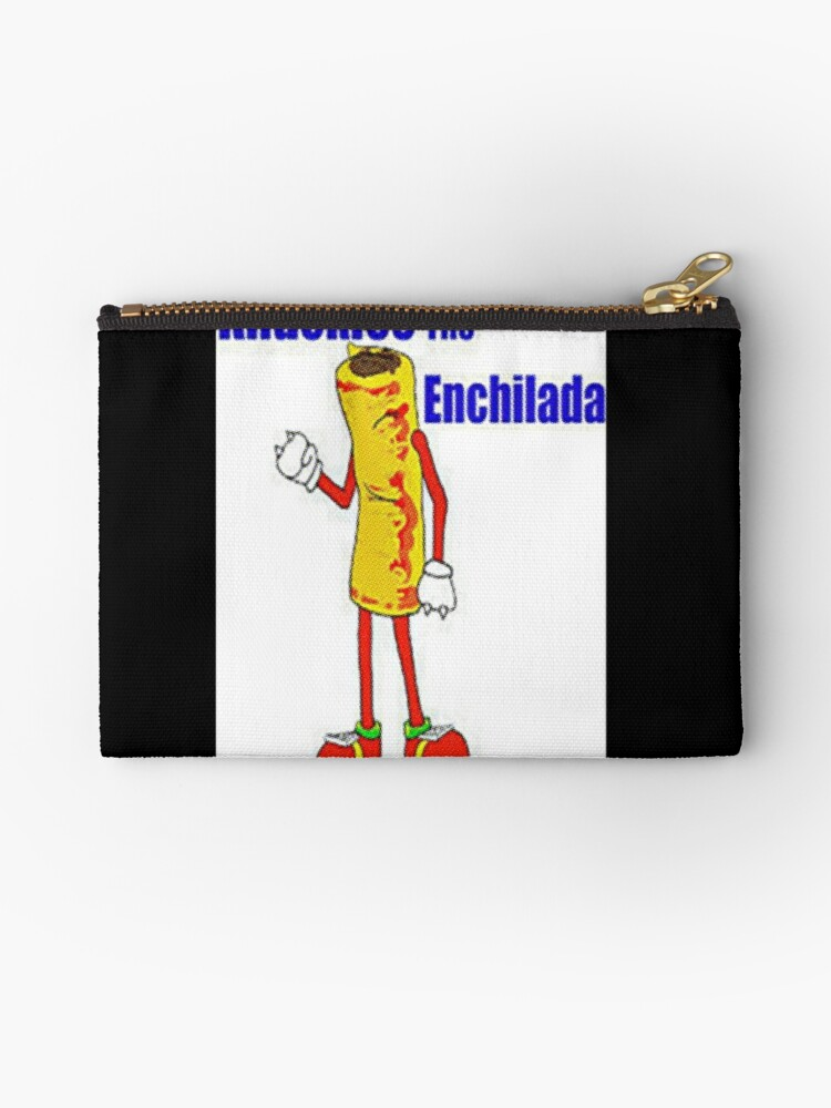 'Knuckles the Enchilada' Studio Pouch by Squidcase