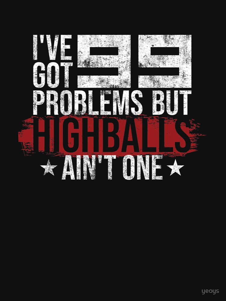 I've Got 99 Problems But Highballs Ain't One - Climbing & Boulder by yeoys