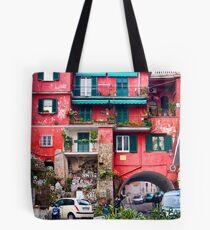 Amalfi Architecture Tote Bag