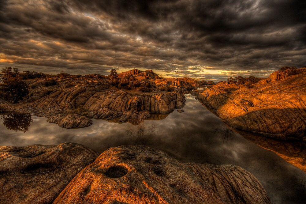Storm Dells by Bob Larson