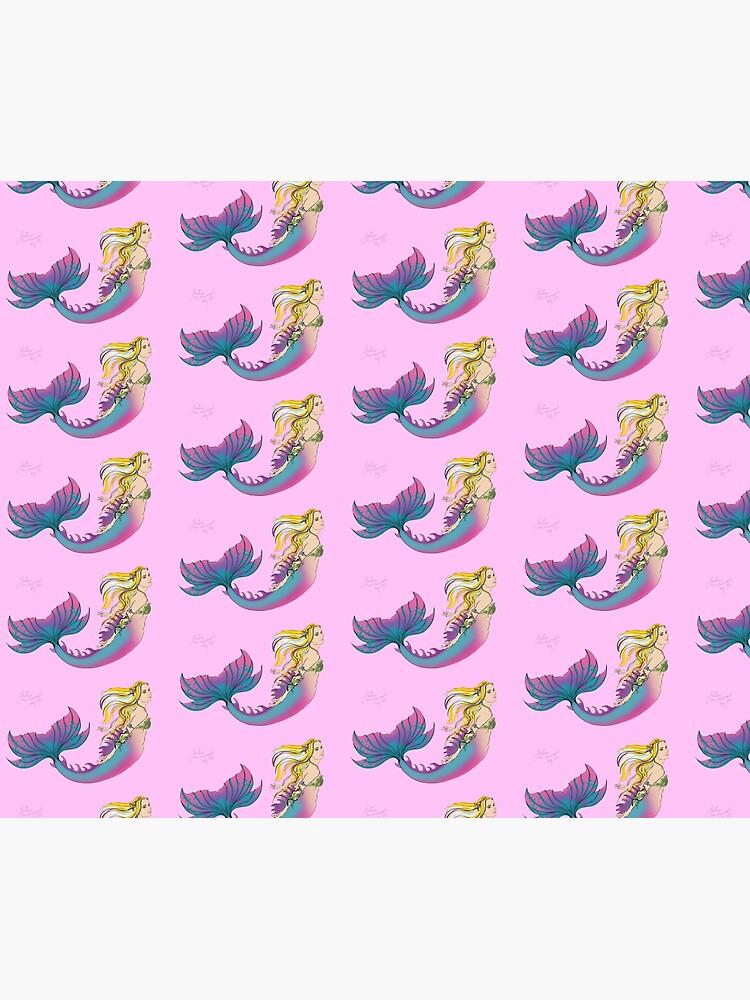 Bathroom Accessories: Jaime the Mermaid by Ali by jaimethemermaid