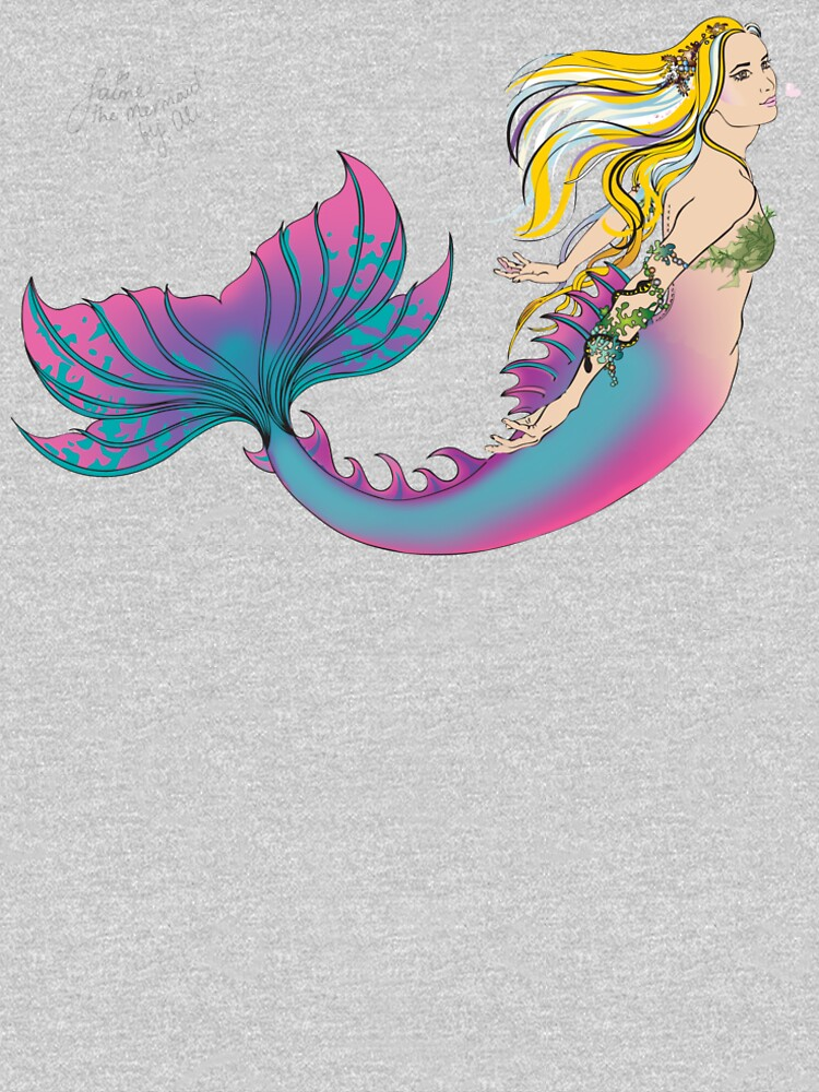 Clothes for Kids and Adults: Jaime the Mermaid by Ali by jaimethemermaid