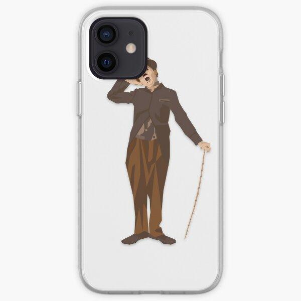 The Brown Chaplin Funda blanda para iPhone