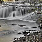 Russell's Falls 2 by Sandra Guzman