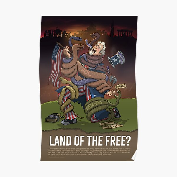 Uncle Sam: Land of the Free? Poster
