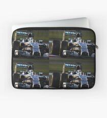 Lewis Hamilton Laptop Sleeve