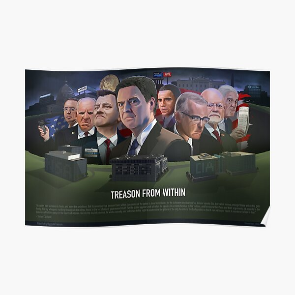 Spygate: Treason from Within Poster