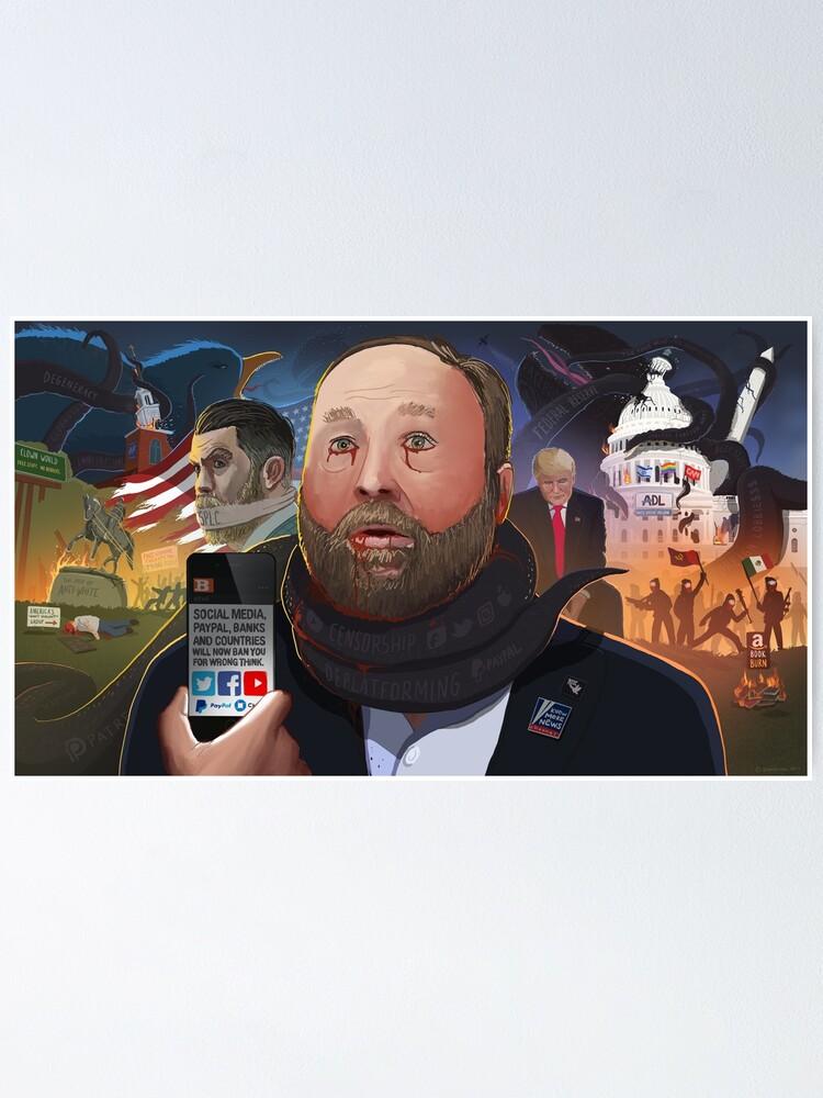 Alternate view of Big Tech: Stop The Bias Poster
