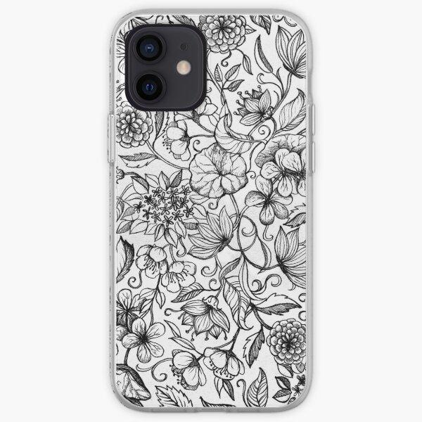 Her Paper Garden iPhone Soft Case