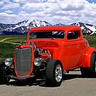 1934 Ford Coupe  by TeeMack