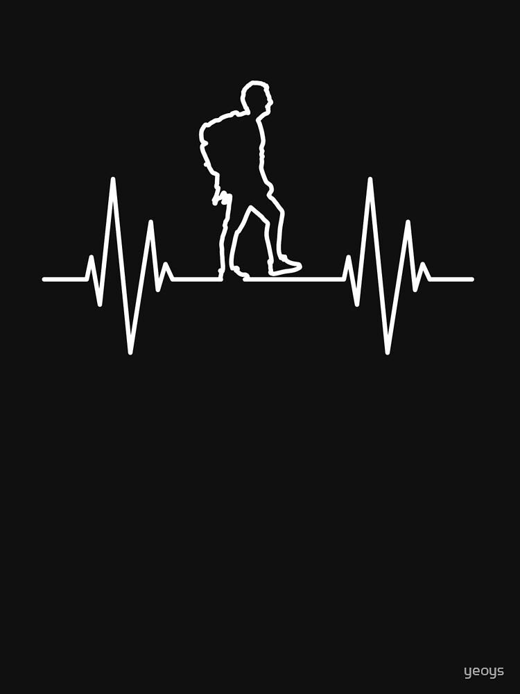 Hiking - Hike Heartbeat von yeoys