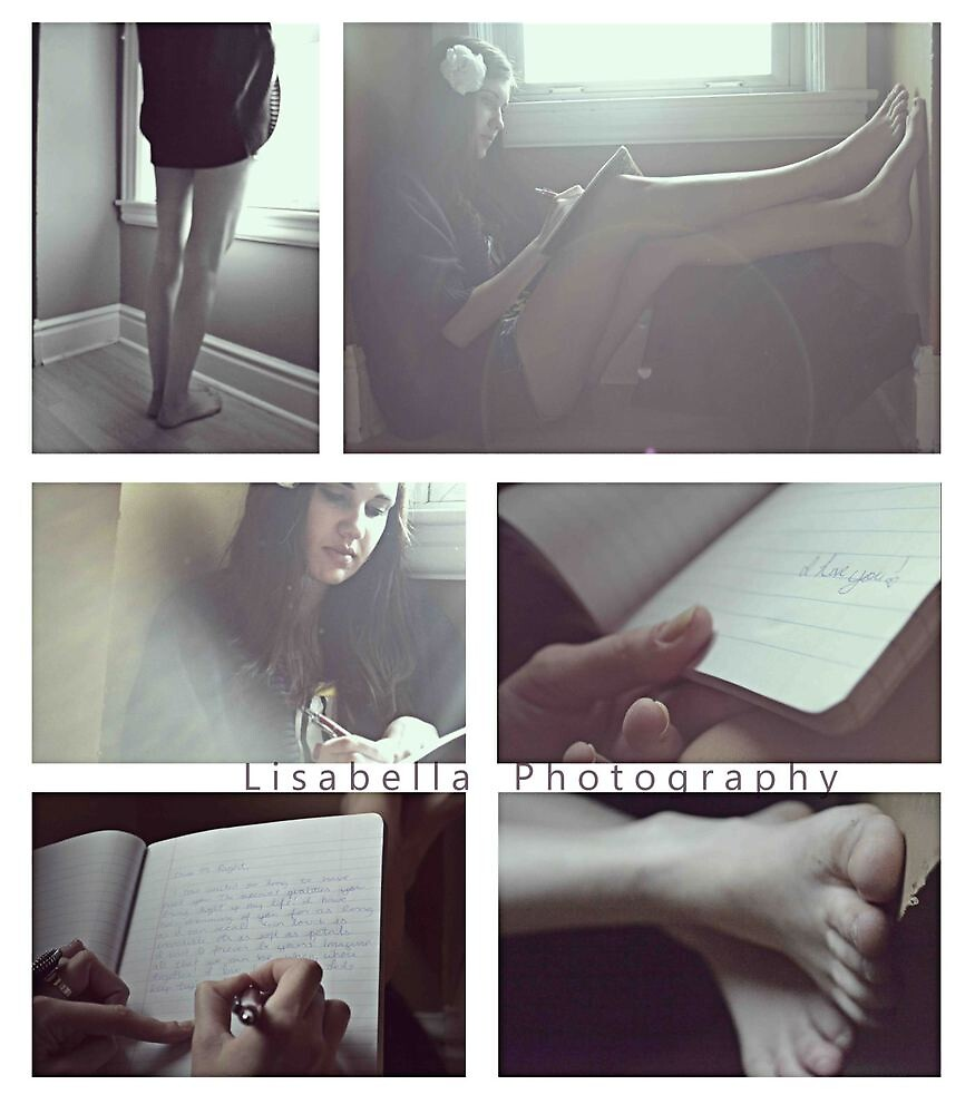 """""""I Write Because I Choose How To Express Myself Within Each Word"""" - aeh by lisabella"""