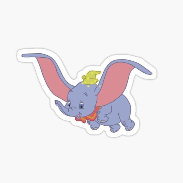 Dumbo Pegatina