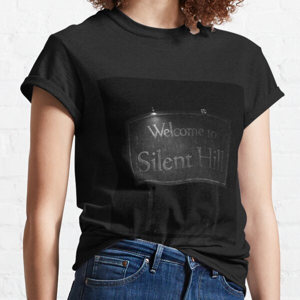 Welcome to Silent Hill Camiseta clásica