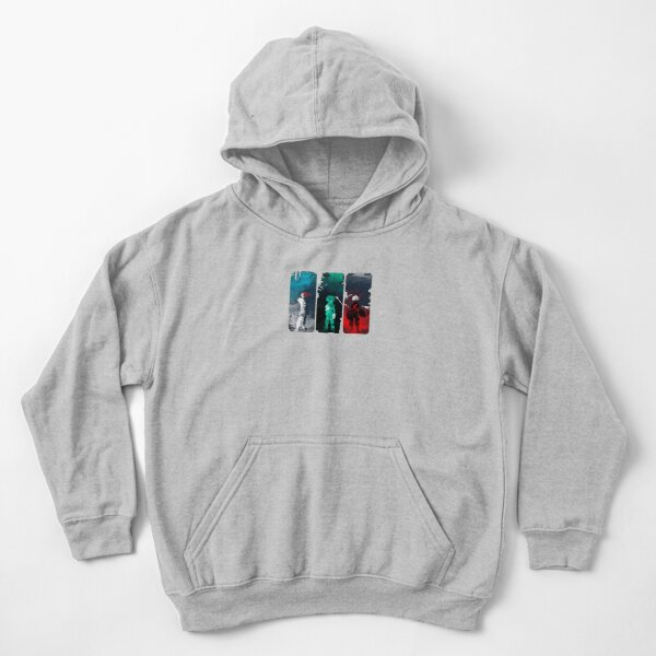 MY HERO READY TO KICK YOU BEST SELLER KIDS CLOTHES Kids Pullover Hoodie
