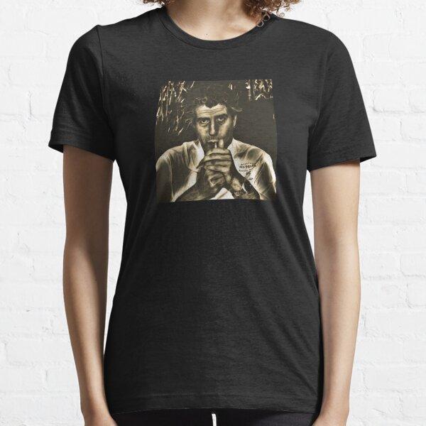 COOL ANTHONY BOURDAIN TUKANG MASAK IWAK WEDUS Essential T-Shirt