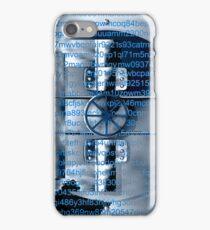 Digital encryption iPhone Case/Skin