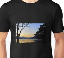 Loch Lomond Sunset Unisex T-Shirt