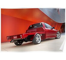 Holden VY One Tonner Poster