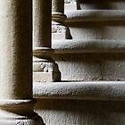 Passi, Castello dei Conti Guidi, Poppi, Toscana, Italia by Andrew Jones