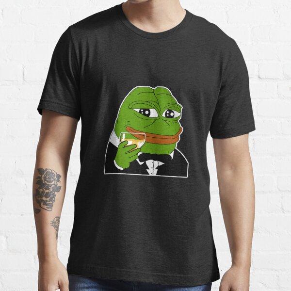 Petimetre pepe caballero Camiseta esencial