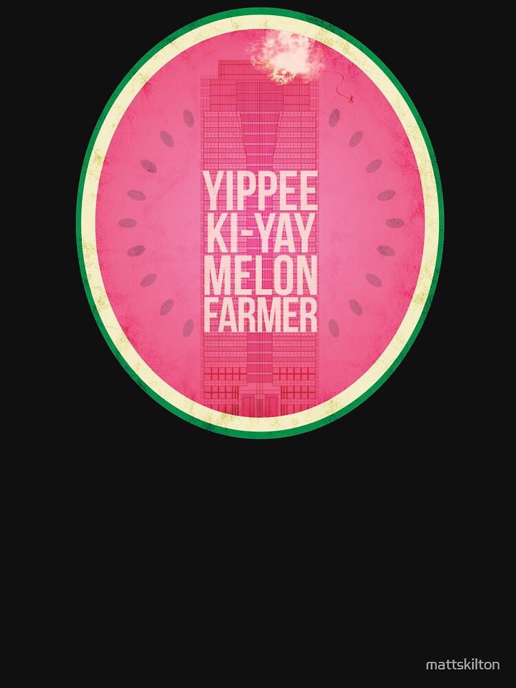 Die Hard Melon Farmers by mattskilton