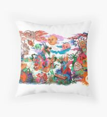 Limitied Editions Artwork Moyo Floor Pillow