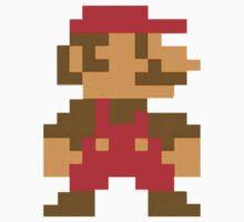 Mario Pixels