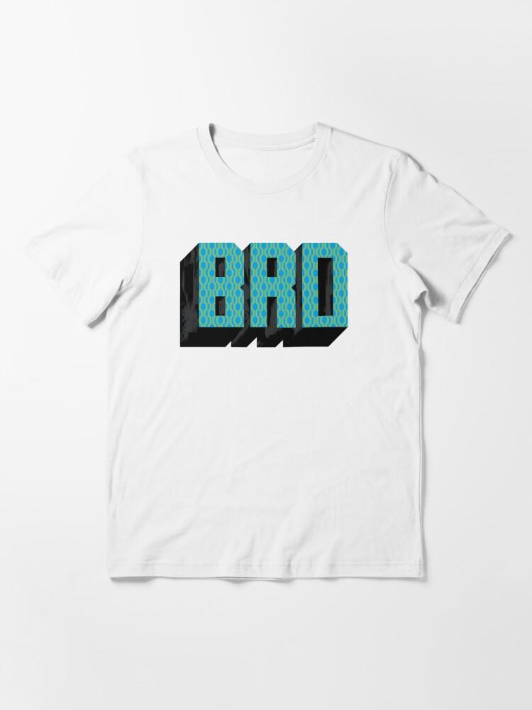 Alternate view of BRO Essential T-Shirt