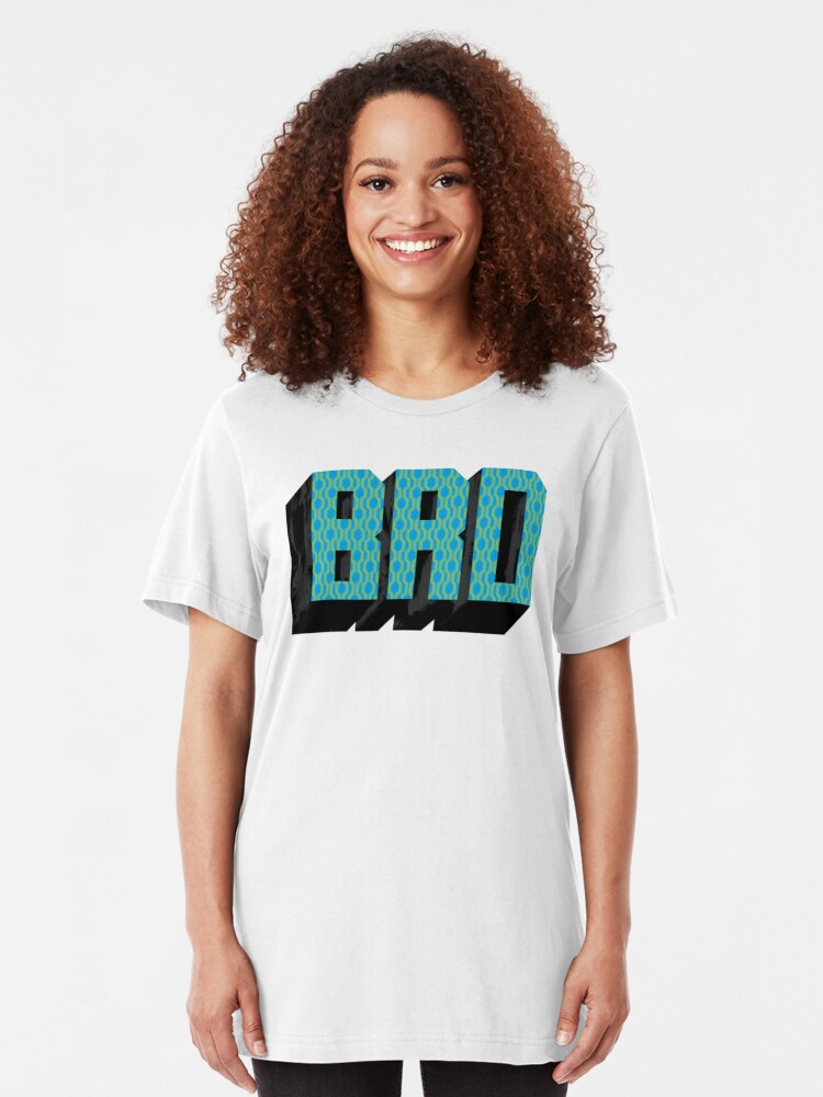 Alternate view of BRO Slim Fit T-Shirt