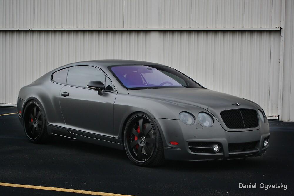 Bentley GT63 Mansory Edition  by Daniel  Oyvetsky