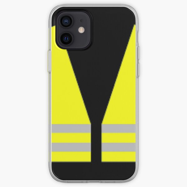 #Yellow, #high-#visibility #clothing, patriotism, symbol, design, illustration, rows, striped iPhone Soft Case