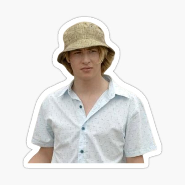 lewis mccartney h2o Sticker